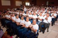 """El programa """"Justicia para la Paz"""" de gran interés para los cadetes Tabasqueños."""