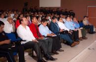 Distinguidos ponentes y asistentes al acto cívico