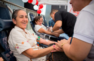 Colombia, World Blood Donor Day