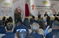 First International Forum of Blood Donation in Juarez