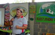 Alberto Galindo coordinador fundacion ciara minppau