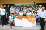 Venezuelans received talks on the care and conservation of Mother Earth