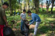 Juventud mexicana se une a recuperacion de bosques