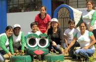 Reutiliza y recicla para un mundo mejor.
