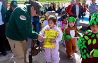 769 estudiantes chilenos adquieren conciencia ecológica.