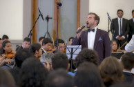 Concert at Castillo Chapultepec and Signature of Agreements