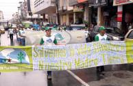 Actividades en favor de la Vida Silvestre en Ecuador