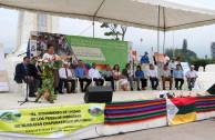 La EMAP y diferentes organismos celebraron el Día Internacional de Los Pueblos Indígenas en el Salvador