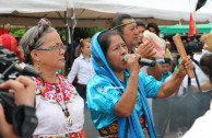 The GEAP celebrates the International Day of the World's Indigenous People with indigenous communities