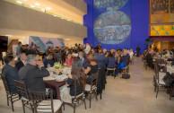 Avance de la Cena de Presentación de la CUMIPAZ 2017.