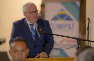 Excmo. Señor Embajador de Panamá en México, Dr. Manuel Ricardo Pérez González.