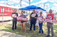 Jornadas solidarias - La EMAP apoya a afectados por el Huracán Harvey