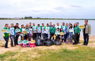 Paraguay joins the World campaign against pollution of the Seas and Oceans