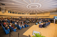 The Hemicycle of the Latin American Parliament