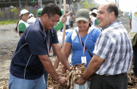 The community identifies with the environmental event