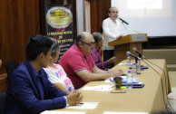 Francisco Guerra, national coordinator of the GEAP, spoke about the objectives and lines of action of the projects and programs developed by the GEAP in the country