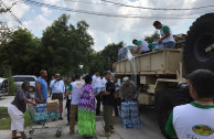 Guardians for peace helping others in Houston
