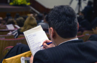 Participantes en el Foro Judicial Internacional