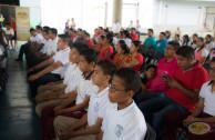 La EMAP en México efectuó el Encuentro de Líderes Juveniles por la Paz