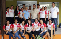 Voluntarios de la EMAP