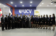 Speakers and Task Force Third Judicial Forum in Peru