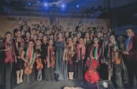 Gala Inaugural   CUMIPAZ 2017