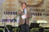 Matehuala, sede del XXV Encuentro de Líderes Juveniles por la Paz.