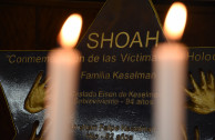 Commemoration activities in honor of the victims of the Holocaust