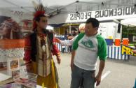 EEUU: Activistas difunden saberes ancestrales de los pueblos indígenas