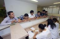 Participación universitaria.
