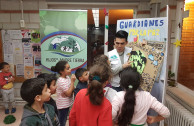 Guardians in Spain promote actions to preserve the planet