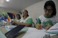 Voluntarios de la EMAP.