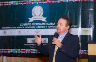 Participación en  Cumbre Iberoamericana