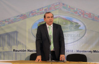 Coordinador Nacional de la Emap en México,  Dr. Francisco Javier Guerra Gonzáles