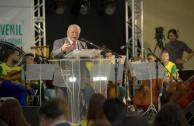 Palabras Miguel Bermúdez