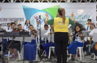 2° día de actividades | Talleres de composición y afinación musical