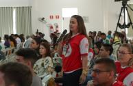 Cierre   Lanzamiento del Movimiento Juvenil Mundial