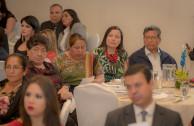 Asistentes de Colombia y Guatemala