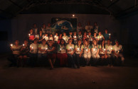 Activistas de Guayana.