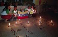 Activistas de Acarigua.