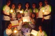 Activistas de Táchira.