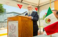 Jornada de Donación de sangre y Reconocimientos en el ISSSTE, México
