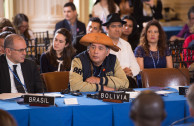 The GEAP participates in the 48th Sessions Period of the General Assembly of the OAS