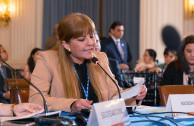 La EMAP participa en el 48° período de sesiones de la Asamblea General de la OEA