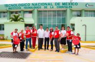 México contribuye a Salvar Vidas