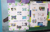Reconocimiento de los Derechos Humanos y la práctica de los valores morales en Colegio Hellen Adams keller