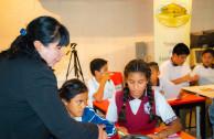 Sembrando en tierra fértil los principios y valores a través de los Talleres  Educativos