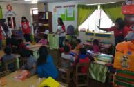 Desarrollo de ámbito educativo en Perú
