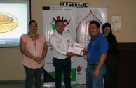 Saving lives! The GEAP honors Salvadoran anonymous heroes