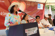 El Salvador ǀ Ministerio de salud agradece a los donantes de sangre
